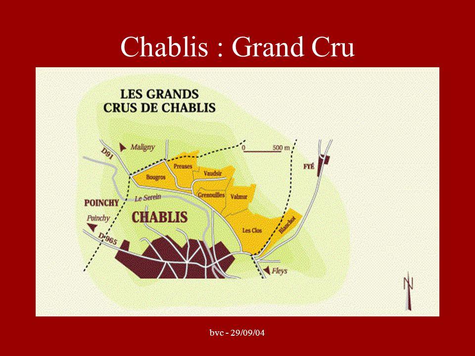 bvc - 29/09/04 Chablis = Terroir .