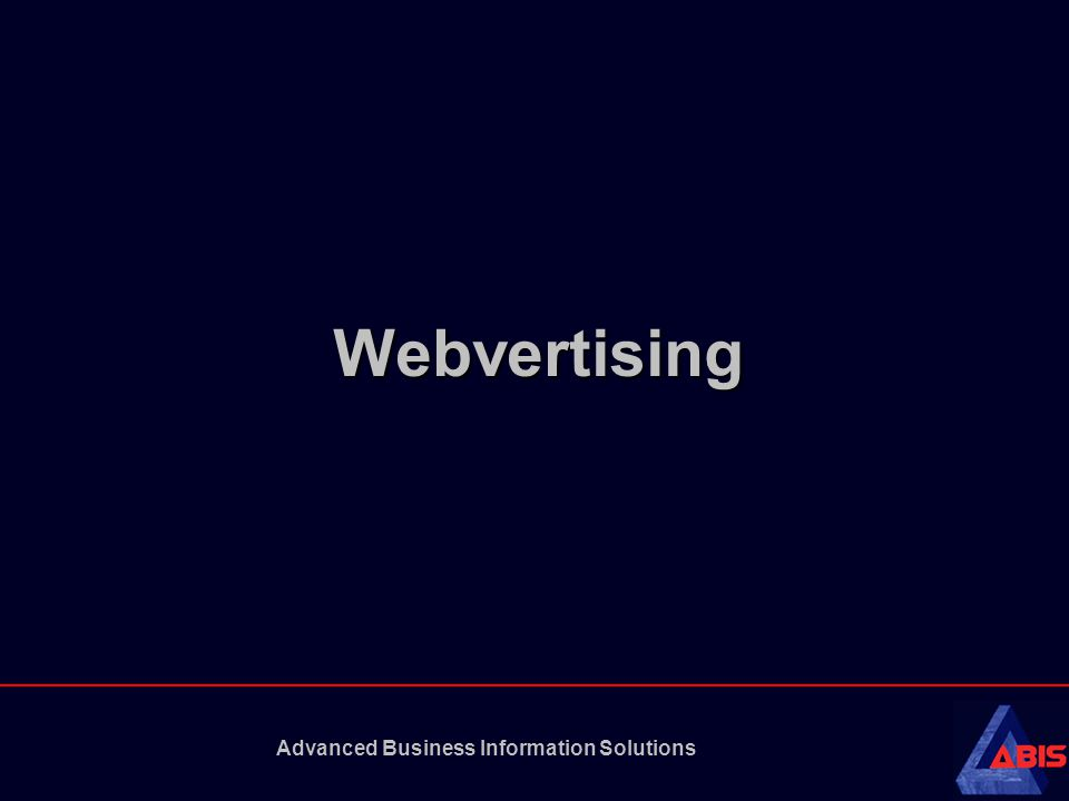 Advanced Business Information Solutions Webvertising