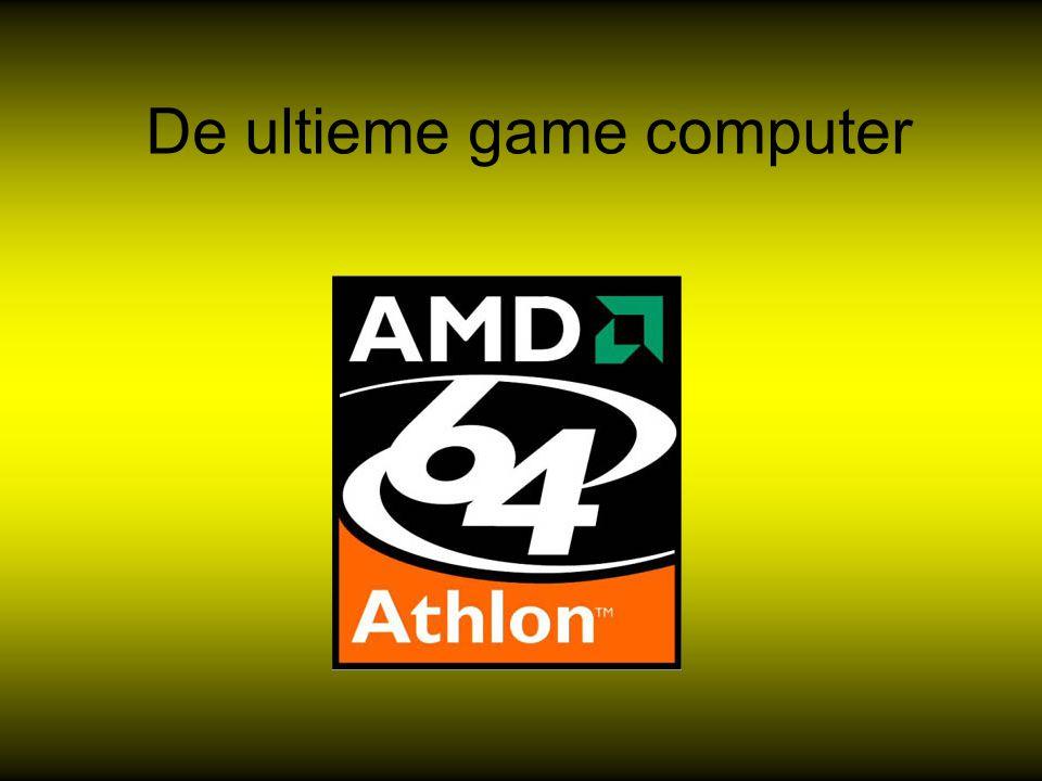 De ultieme game computer