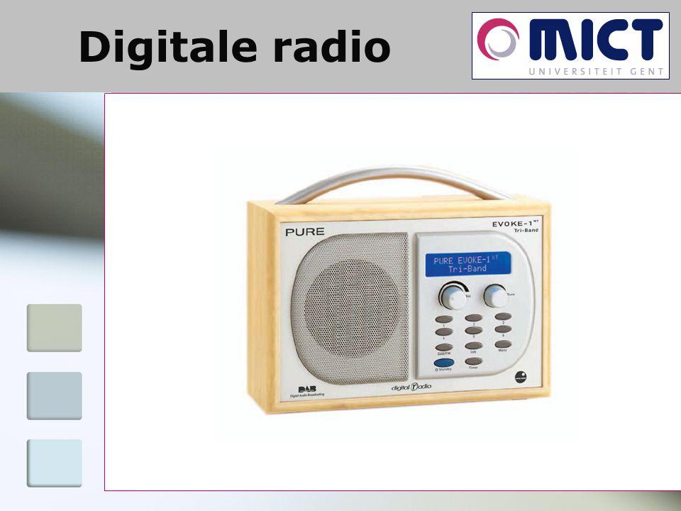 Netwerksystemen Internetradio 'The Long Tail' Niche Keuze Diversiteit Personal radio