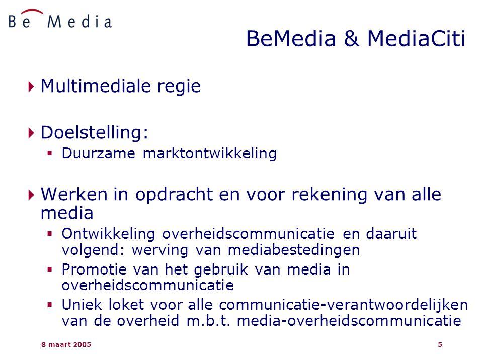 8 maart 200536  Kwantitatief  Massamedium  Weinig doelgroepgericht  Technisch  Hoge productiekost = Entreeticket ligt hoog TV