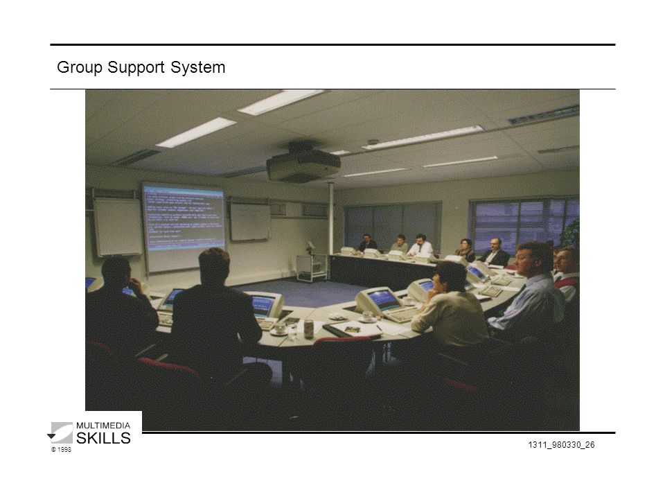 1311_980330_26 Group Support System © 1998