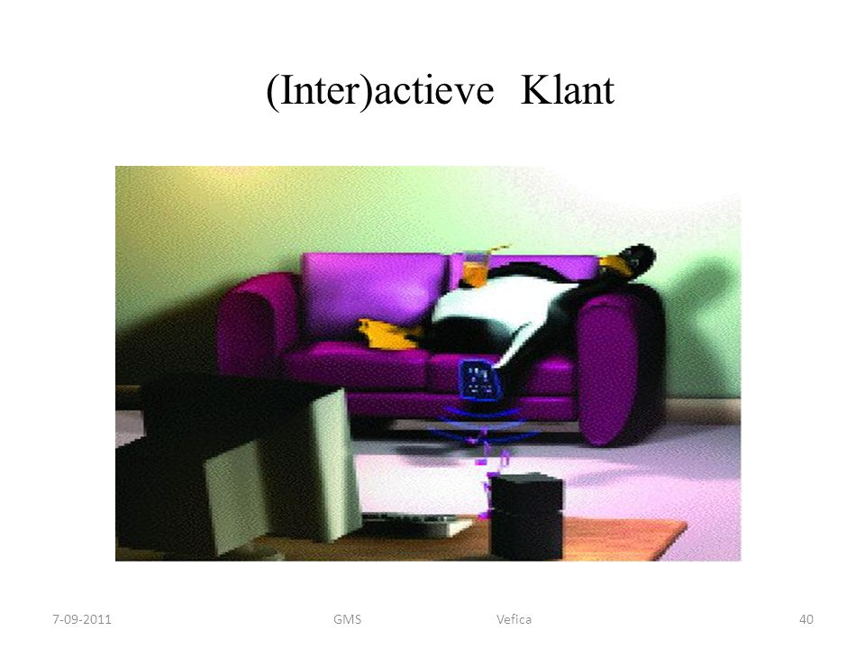 (Inter)actieve Klant 7-09-201140GMS Vefica