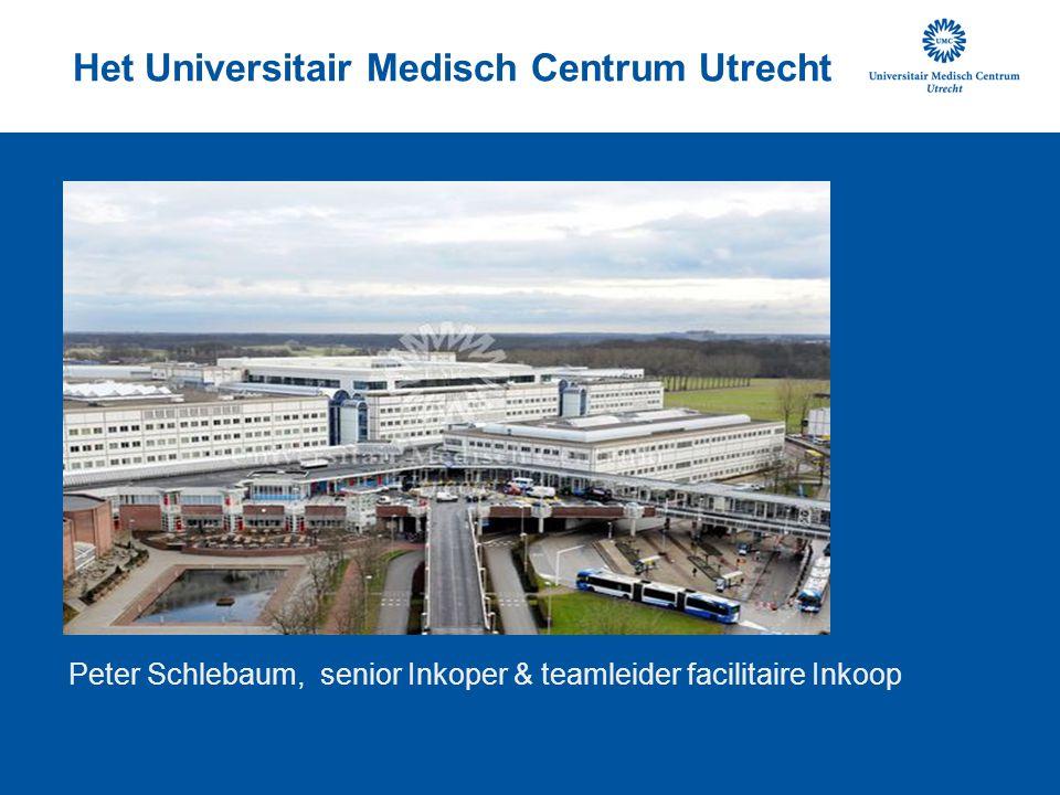 Het UMC Utrecht bestaat uit ; Academisch ziekenhuis Utrecht