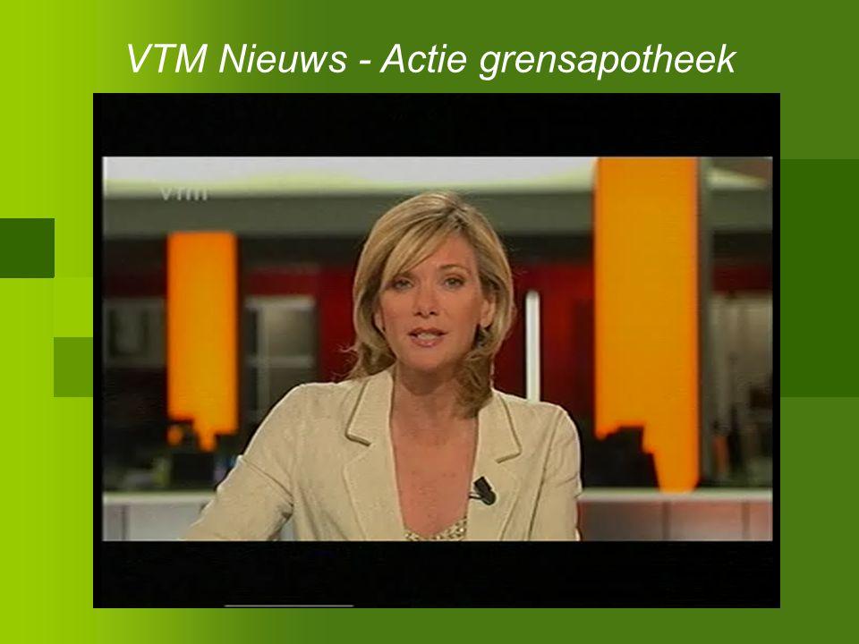 VTM Nieuws - Actie grensapotheek