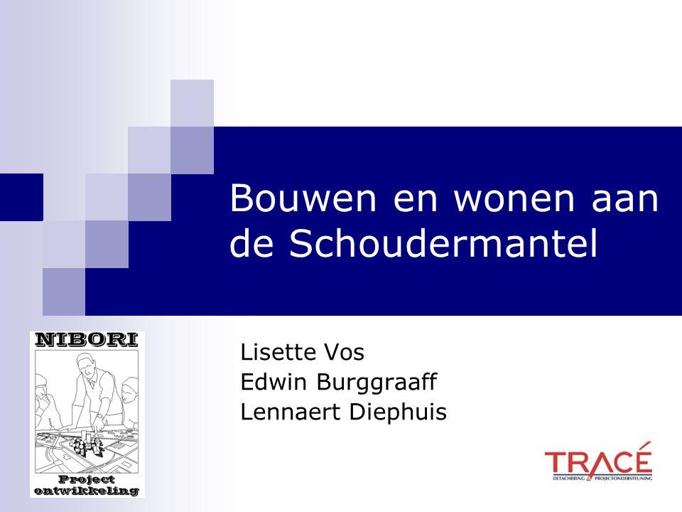 Nibori Projectontwikkeling2 Schoudermantel II Nibori projectontwikkeling is ontstaan door een initiatief van Lennaert Diephuis, Edwin Burggraaff en Lisette Vos.