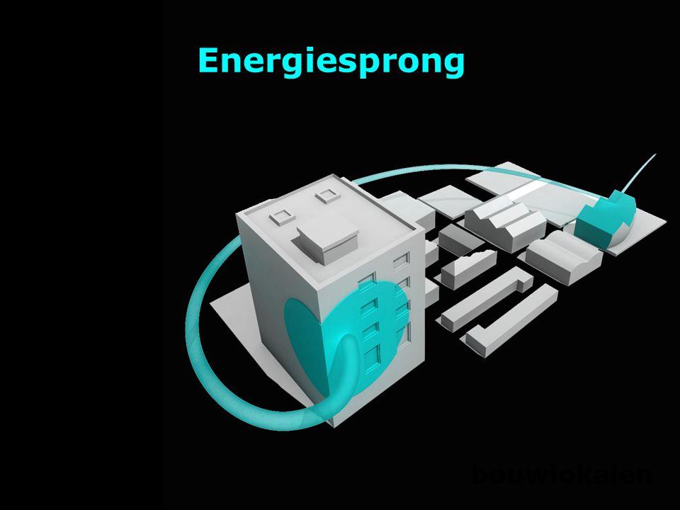 Energiesprong bouwlokalen