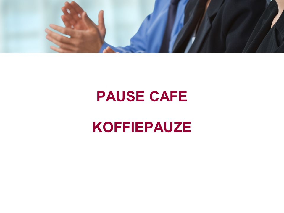 PAUSE CAFE KOFFIEPAUZE