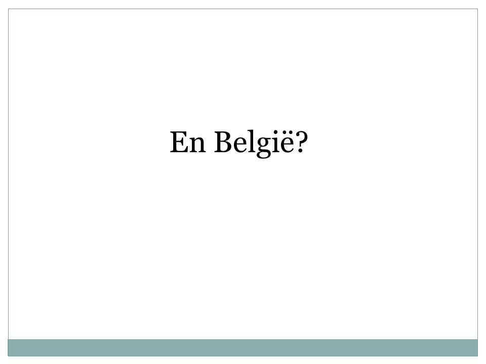 En België?