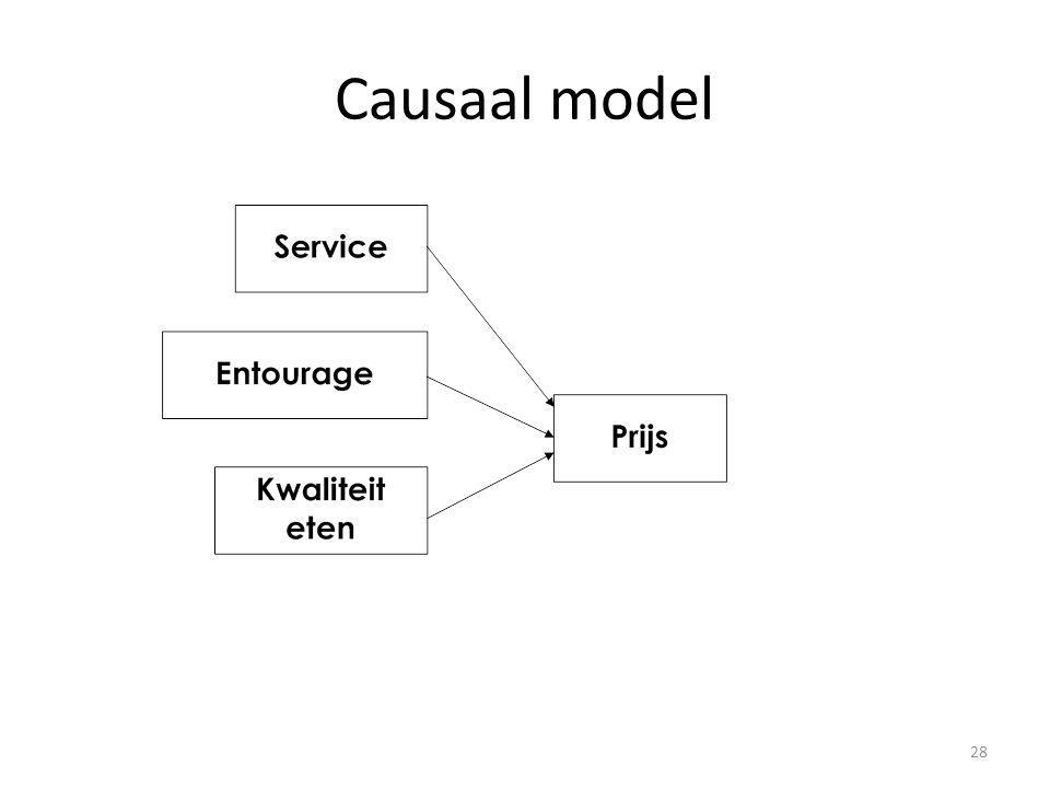 Causaal model 28