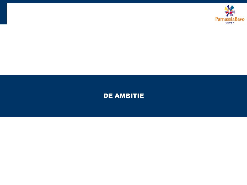 DE AMBITIE