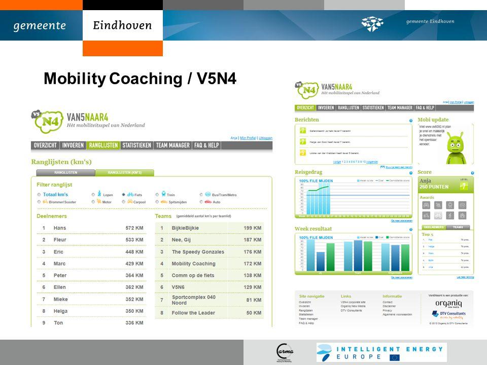 Mobility Coaching / V5N4