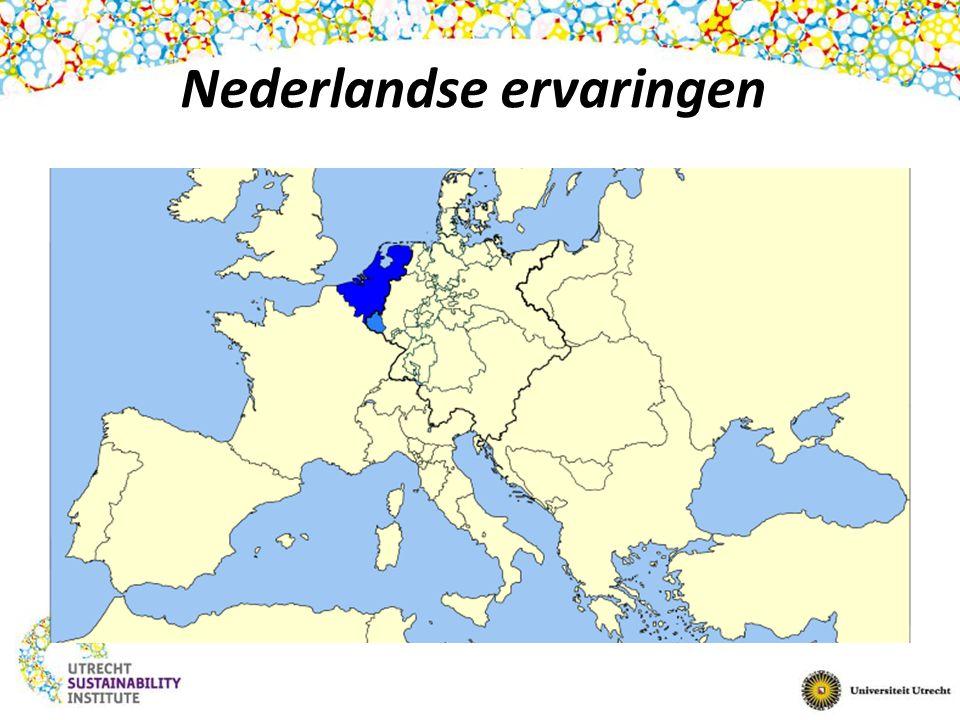 Nederlandse ervaringen