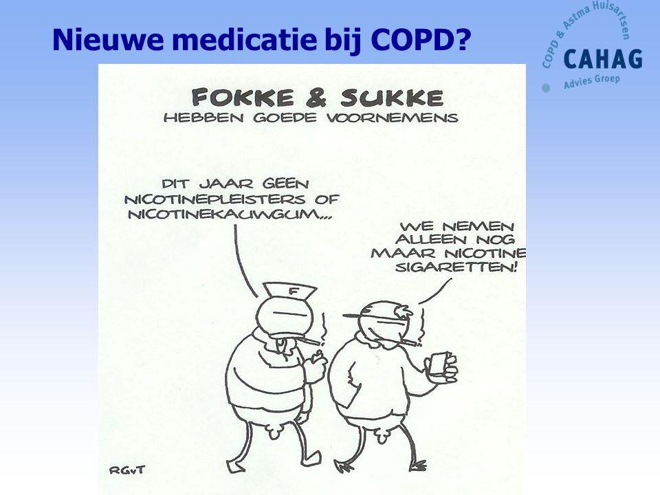 Stap 3-4: Leukotrieen antagonisten (montelukast) l geen vervanging van ICS l niet beter dan combinatie (van) ICS-LW l mogelijk alternatief voor ophogen ICS (stap 3) l onvoldoende onderzoek naar subgroep allergisch astma +allergische rhinitis l voordeel: problemen therapietrouw (1dd) en/of inhalatietechniek en/of steroid angst l nadeel: oraal