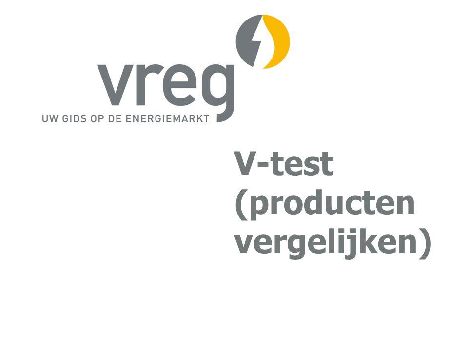 Vlaamse Regulator van de Elektriciteits- en Gasmarkt Graaf de Ferrarisgebouw Koning Albert II-laan 20 bus 19 l 1000 Brussel gratis telefoon 1700 l fax: 02 553 13 50 info@vreg.be klachten@vreg.be www.vreg.be Schrijf u in op onze nieuwsbrief via www.vreg.be/nieuwsbrief info@vreg.be klachten@vreg.be www.vreg.bewww.vreg.be/nieuwsbrief VREG VLAAMSE REGULATOR VAN DE ELEKTRICITEITS- EN GASMARKT