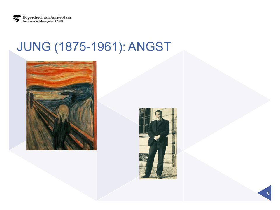 JUNG (1875-1961): ANGST 6