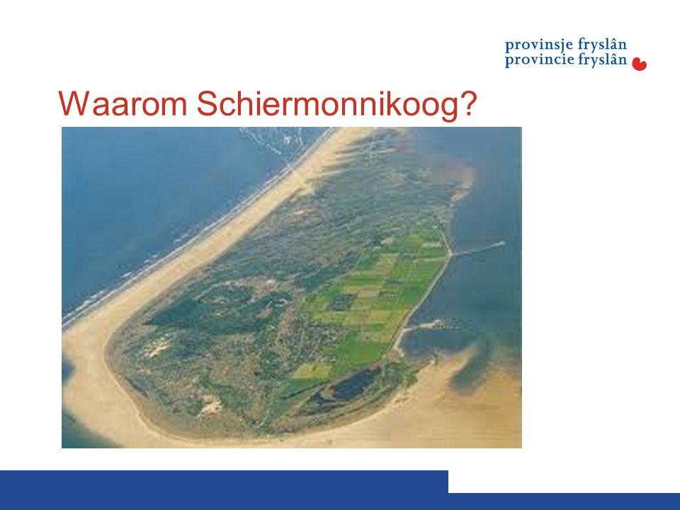 Waarom Schiermonnikoog?