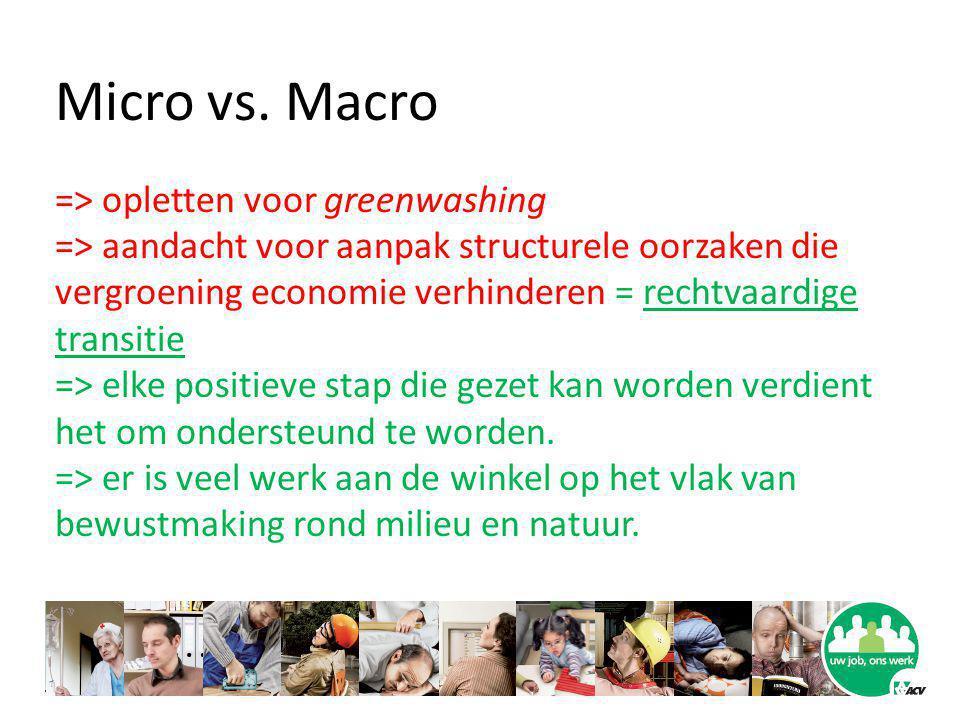 Micro vs.
