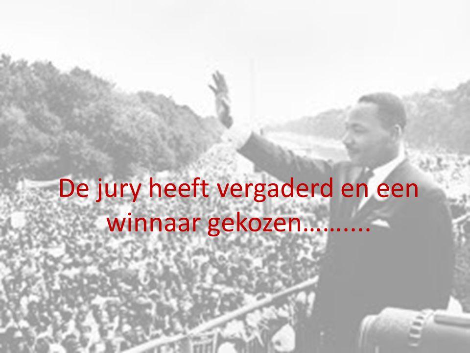 De winnaar van de UNESCO-wedstrijd voor de Dag van de Tolerantie is…… 'Angst voor het onbekende' Geschreven door Jasper Oosterloo en Wessel Teunis uit 2G1G!.