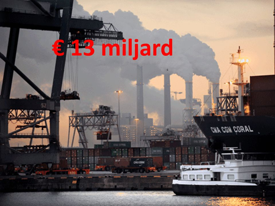 € 13 miljard