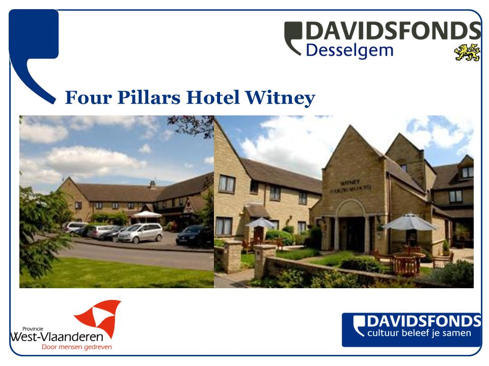 Four Pillars Hotel Witney