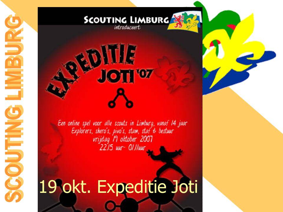 19 okt. Expeditie Joti