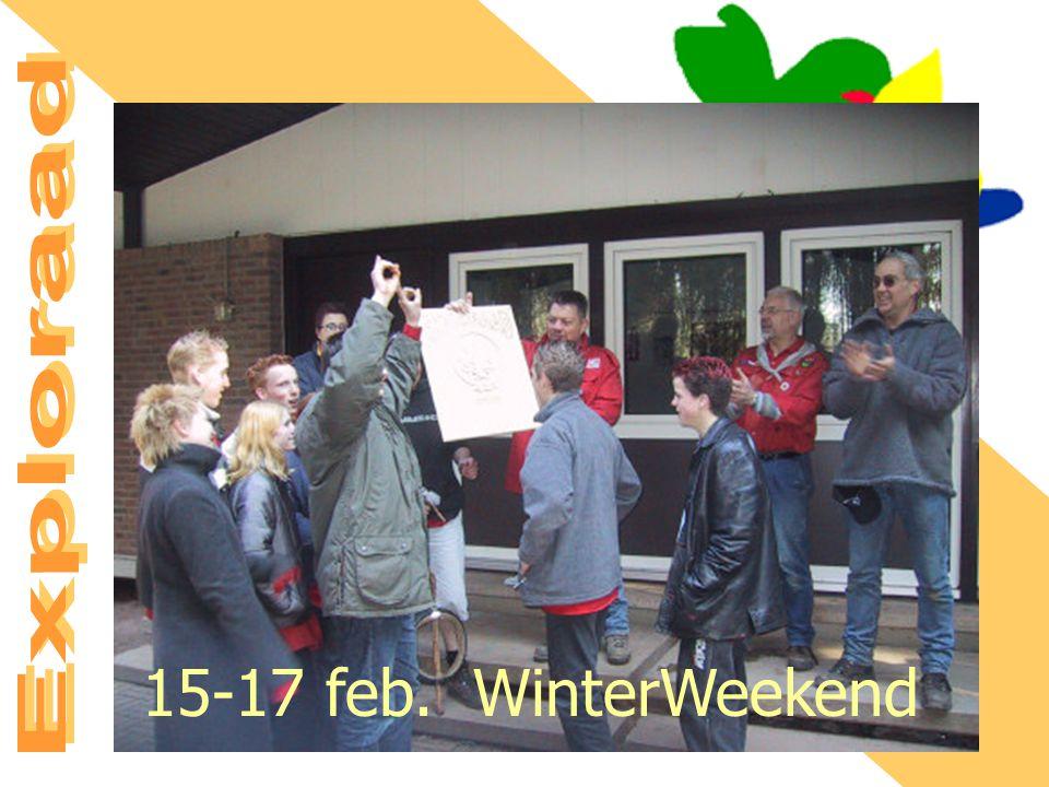 15-17 feb. WinterWeekend