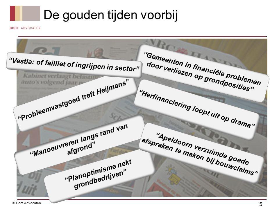 6 © Boot Advocaten Europees Recht Privaat Recht Publiek Recht