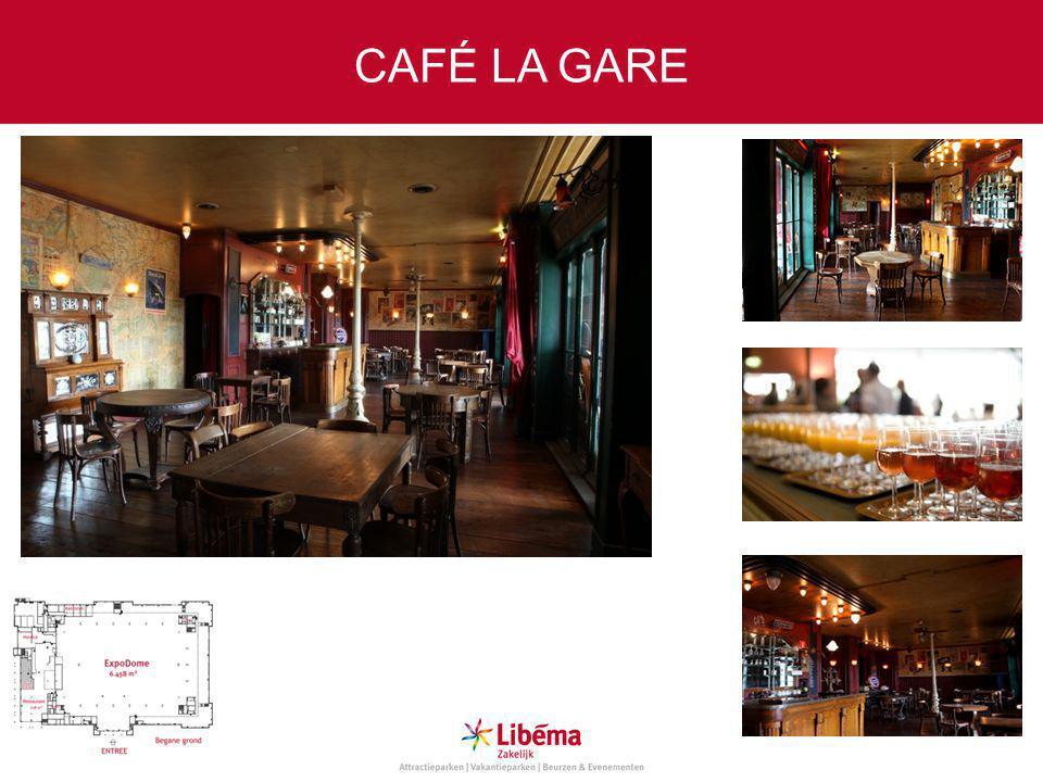 CAFÉ LA GARE