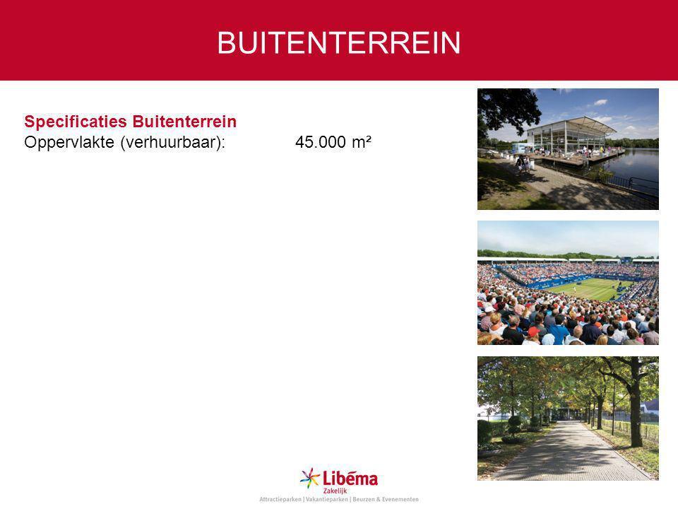 Specificaties Buitenterrein Oppervlakte (verhuurbaar):45.000 m²