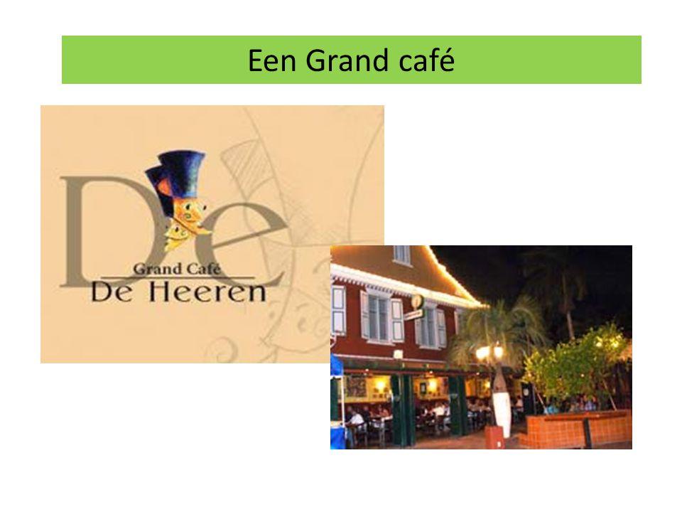 Een Grand café