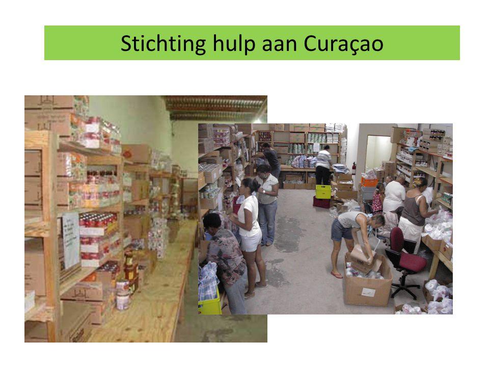 Stichting hulp aan Curaçao