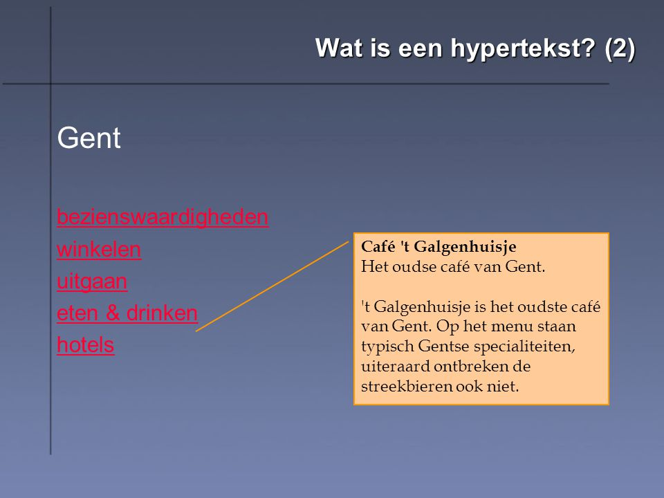 Waarom hypertekst schrijven? Effecten op: schrijfvaardigheid domeinkennis
