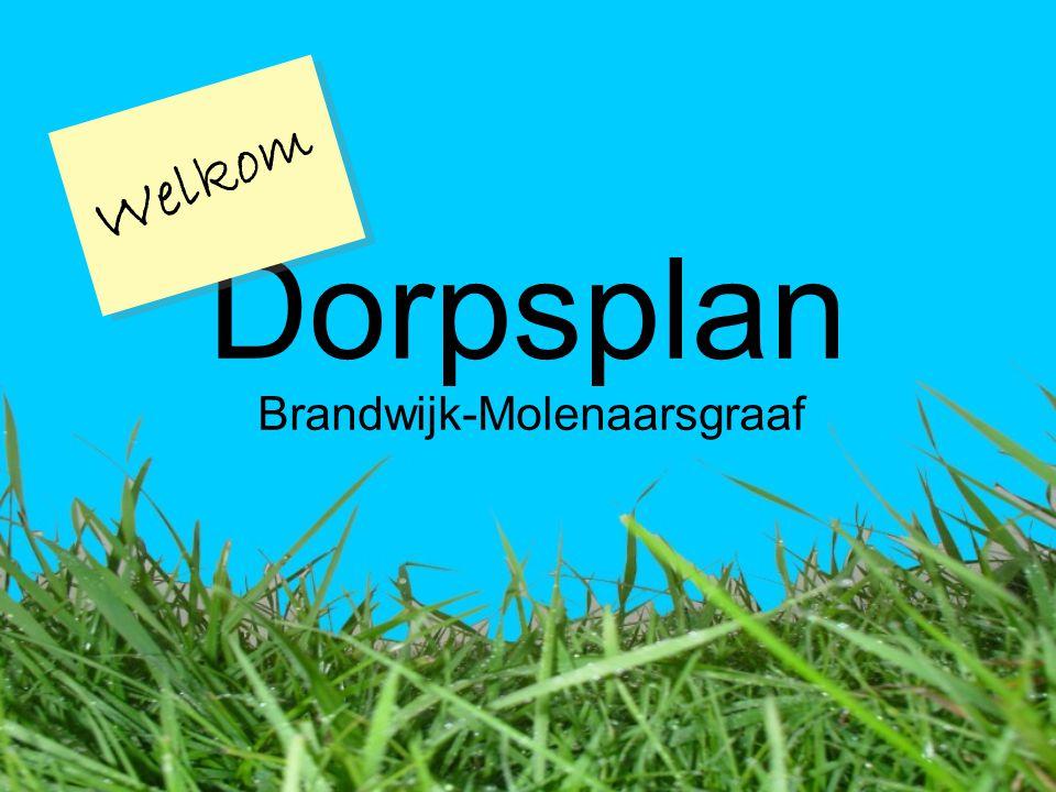 Inwoners en woningen 2003-2007 Inwoners Brandwijk: 1190-1250 Molenaarsgraaf: 1100-1090 Woningen Brandwijk: 420-450 Molenaarsgraaf: 370-370