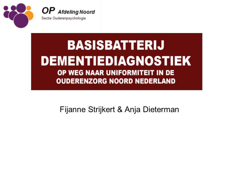 Fijanne Strijkert & Anja Dieterman