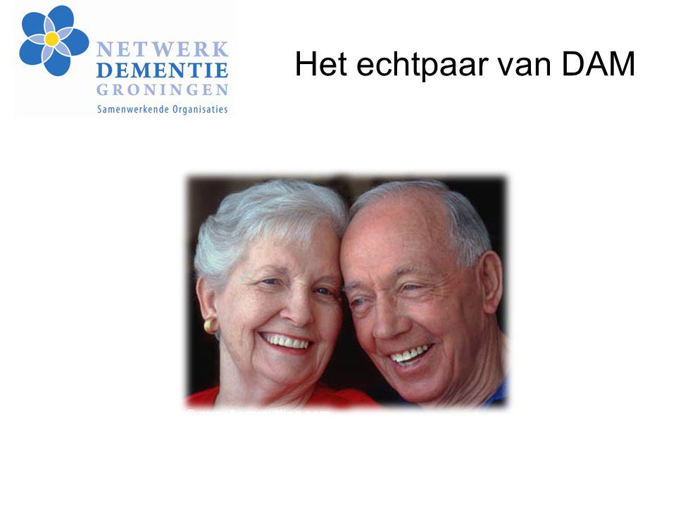 De heer en mevrouw van Dam, beiden 73 jaar, wonen in Bierum (Delfzijl).