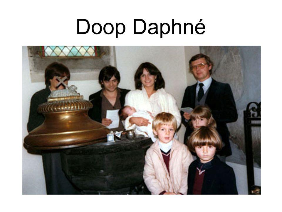 Liefste Daphke, 1 jaar geleden ….Precies nog als de dag van gisteren.