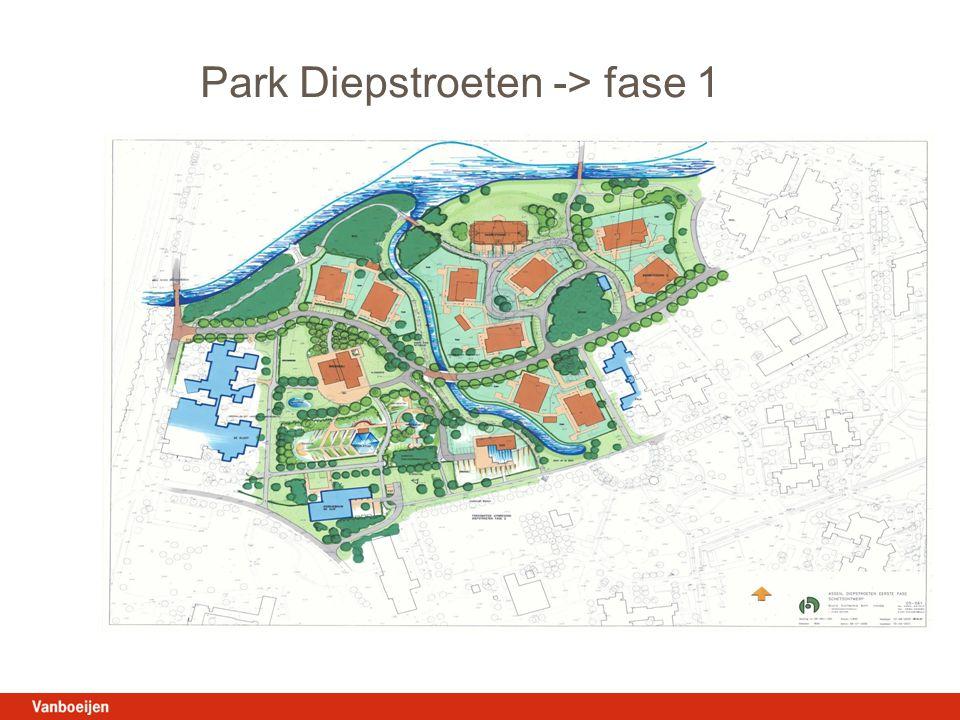 Park Diepstroeten -> fase 1