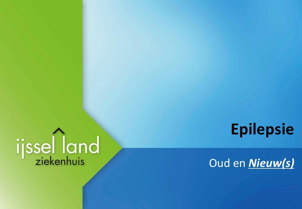 Epilepsie Oud en Nieuw(s)