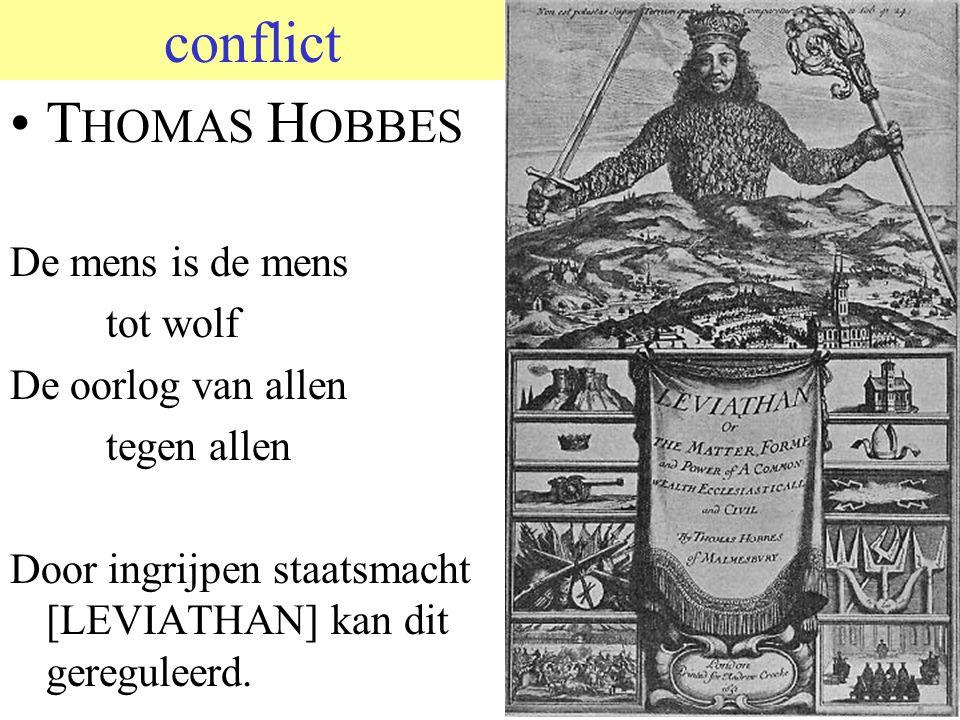conflict (Herakleitos, 600 BC) EENHEID VAN DE TEGENDELEN Tegenovergestelde spanningen zijn op elkaar afgestemd. Is dat het goede van het conflict, dat