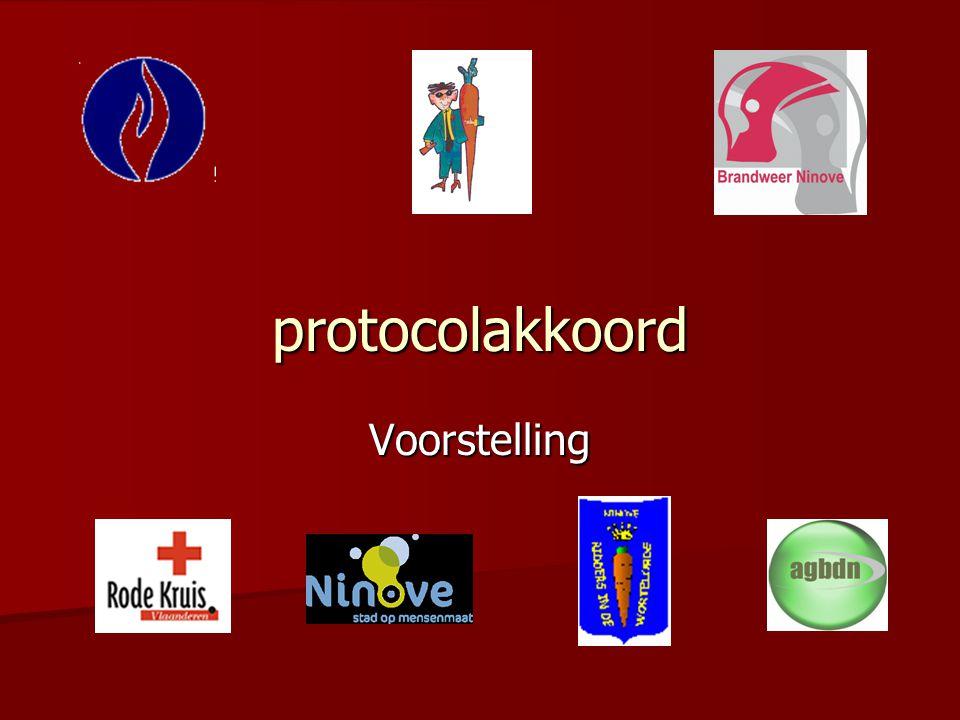 protocolakkoord Voorstelling