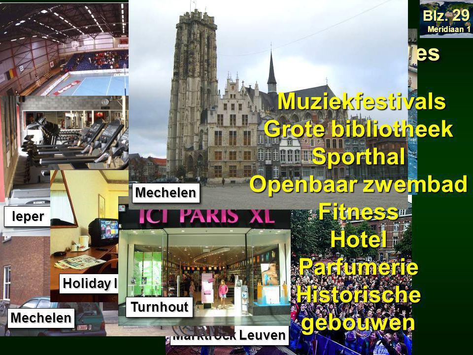 28.5 Toch graag leven in de stad Meridiaan 1 Meridiaan 1 Blz.