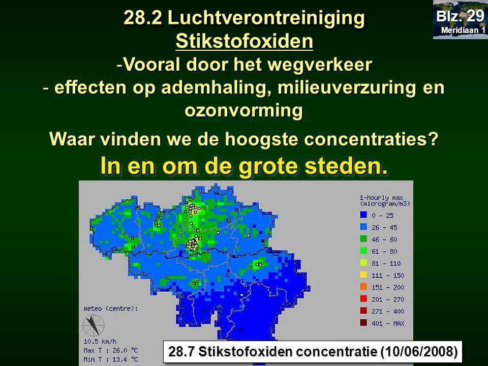 Juwelier Klassiek concert 28.23 Bruul Mechelen 28.24 Kursaal Oostende 28.5 Toch graag leven in de stad Meridiaan 1 Meridiaan 1 Blz.