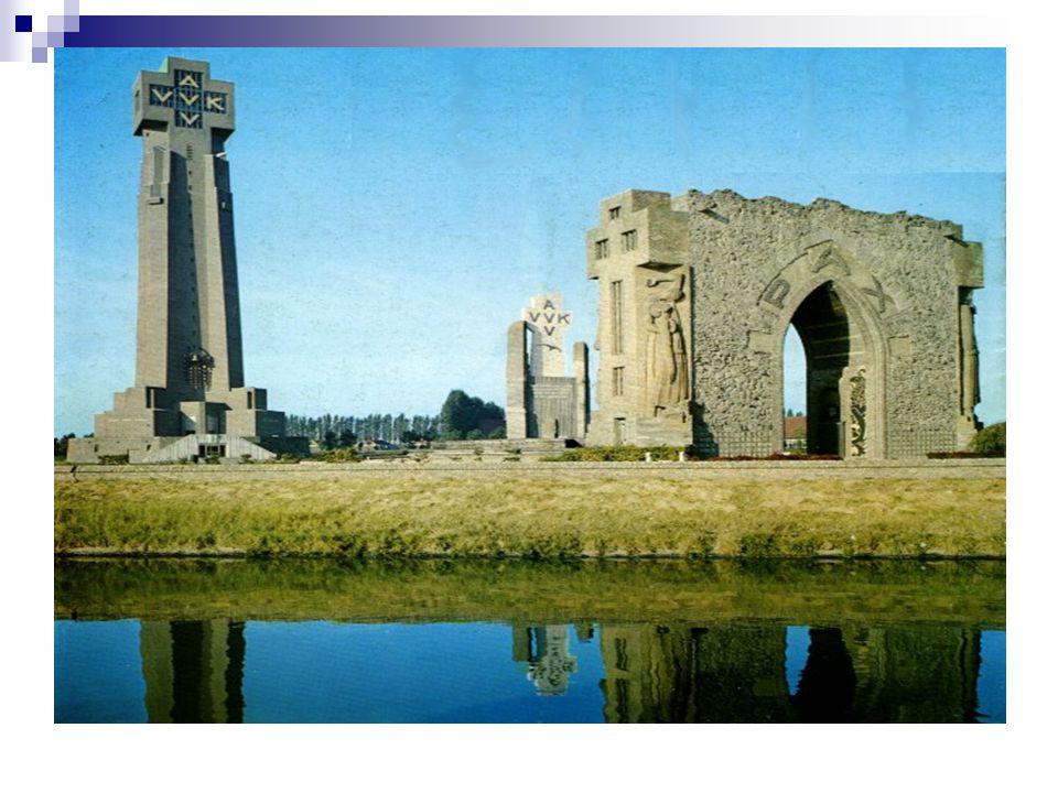 Ijzerbedevaart Vlaamsche Oud-Strijdersbond (VOS) Jaarlijkse herdenking gesneuvelden