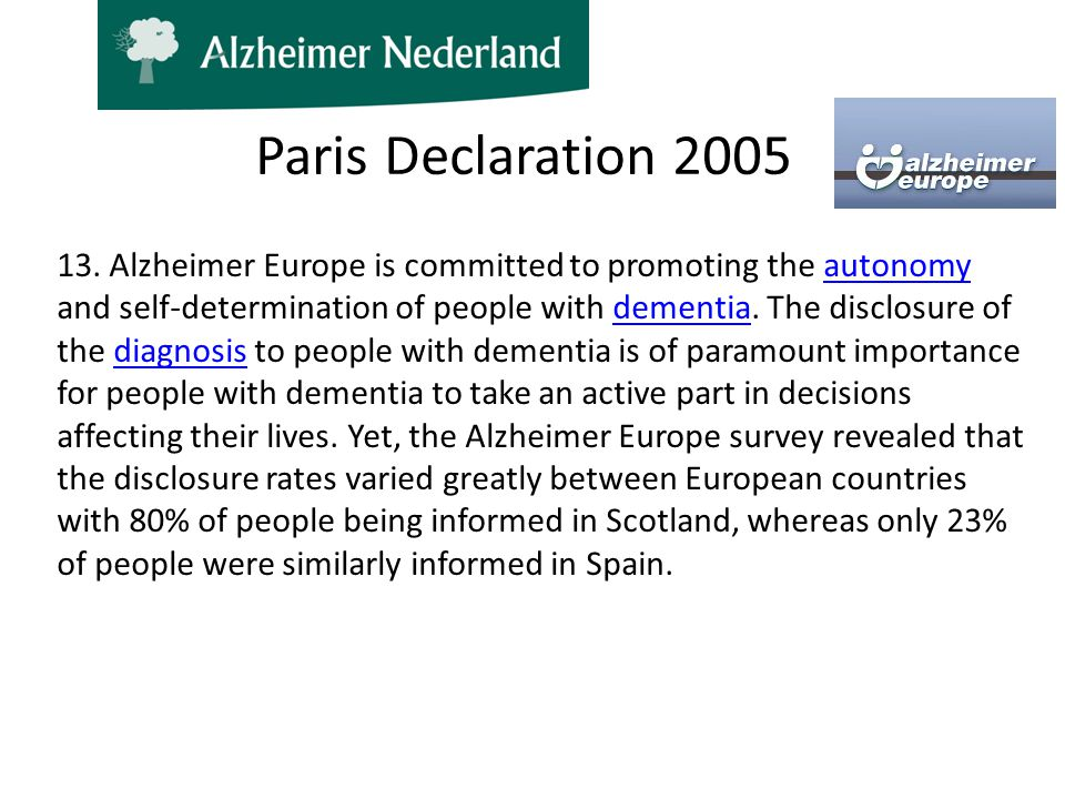 Paris Declaration 2005 13.