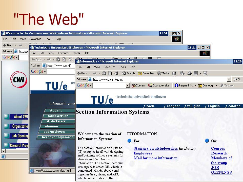 28 The Web