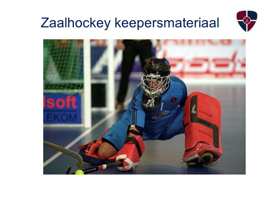 Zaalhockey keepersmateriaal