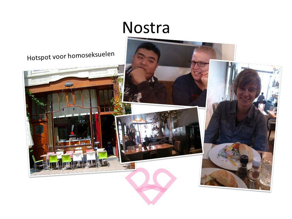 Nostra Hotspot voor homoseksuelen