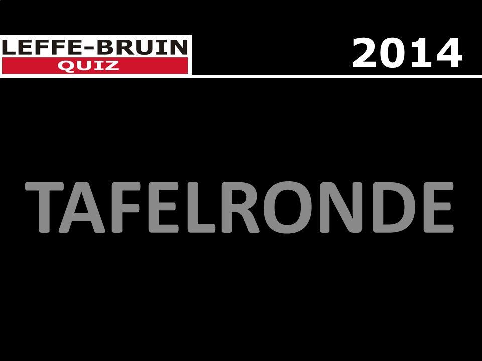 TAFELRONDE 2014