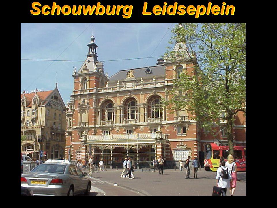 6 Schouwburg Leidseplein Schouwburg Leidseplein